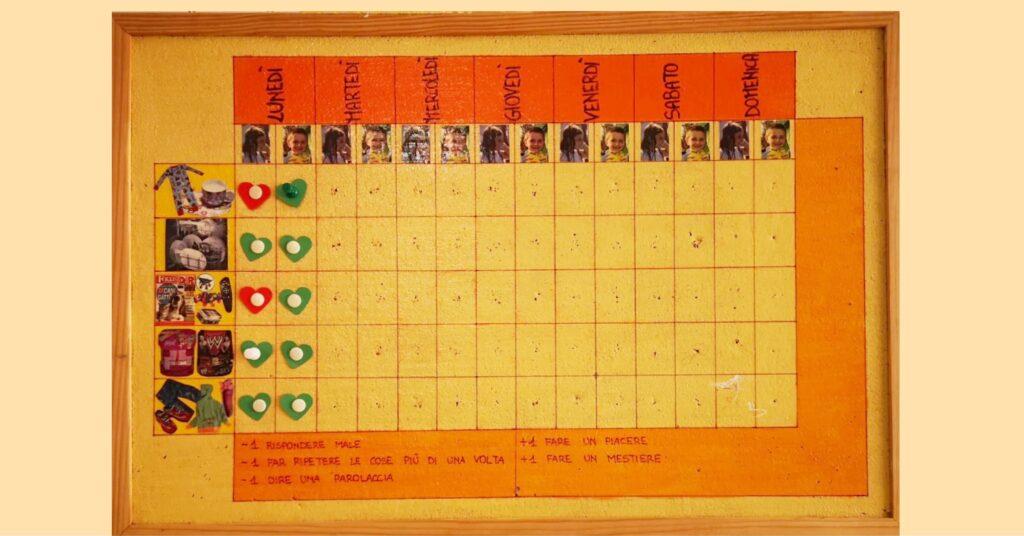 Calendario Autonomia Bambini