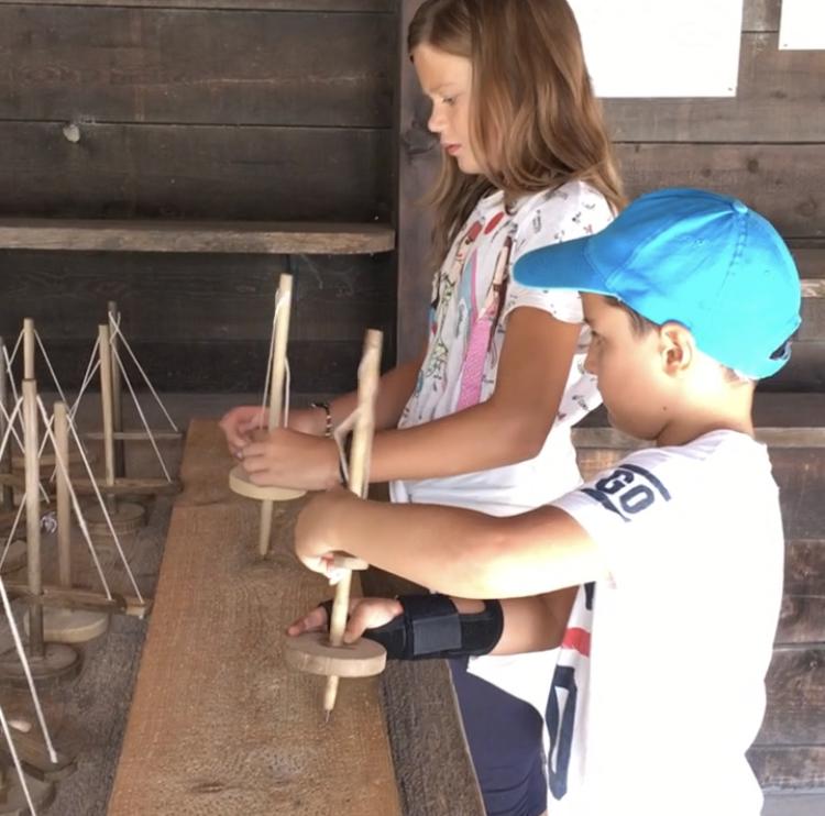 Gita a Giocabosco e ad Archeopark