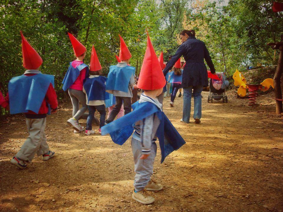 Giocabosco è Educazione ambientale attraverso la fantasia