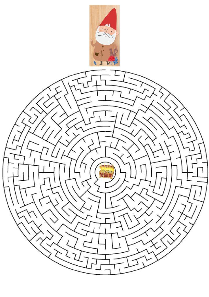 8 labirinti